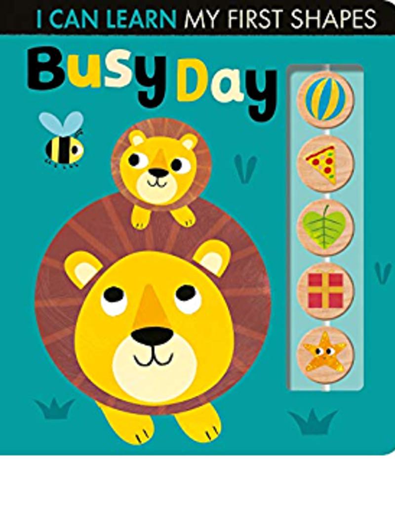 Random House Publishing Busy Day