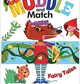 Usborne Muddle and Match, Fairy Tales
