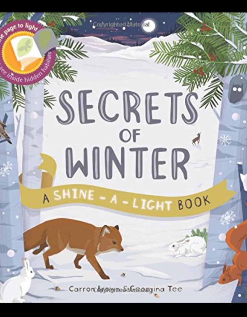 Usborne Shine-A-Light, Secrets of Winter