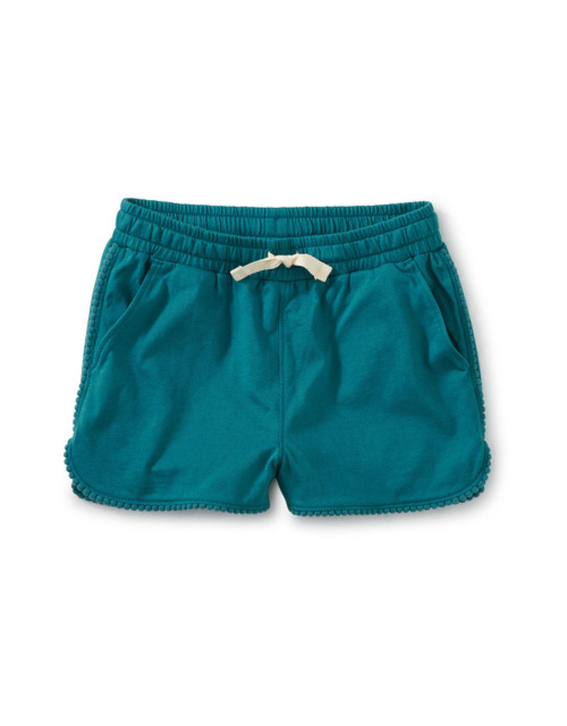 Tea Collection Pom-Pom Shorts Scuba