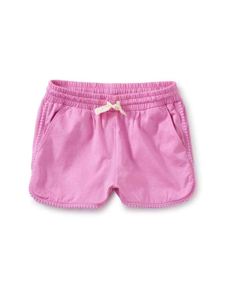 Tea Collection Pom-Pom Shorts Perennial