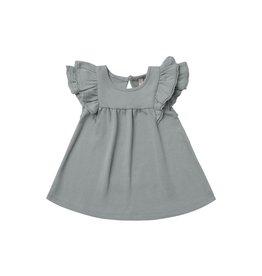 Quincy Mae Ocean Flutter Dress
