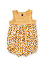 Tea Collection Print Mix Baby Romper Tangy