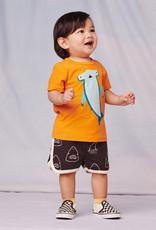 Tea Collection Baby Sport Shorts Shark Bite
