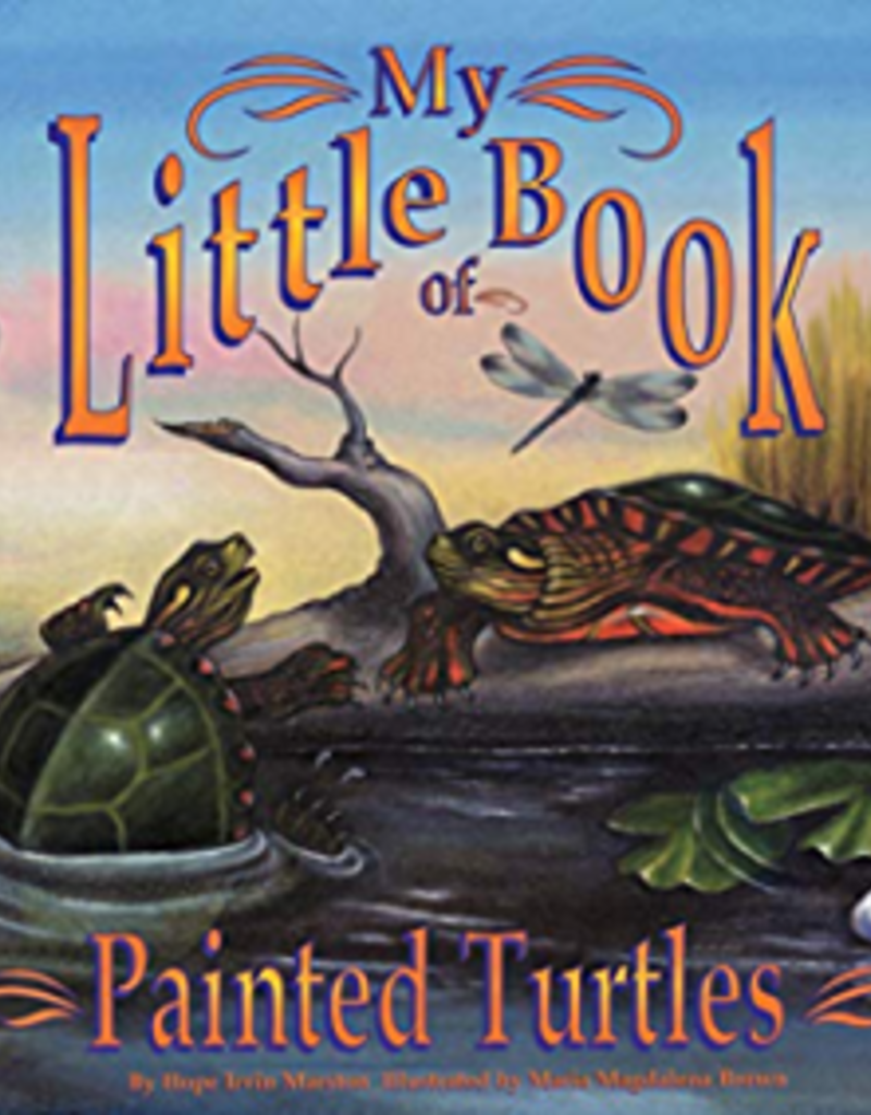 My Little Book of Painted Turtles