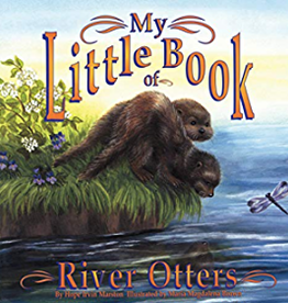 My Little Book of River Otters
