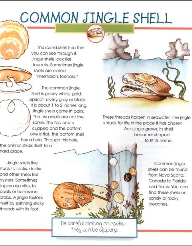 Take Along Guide Seashells, Crabs and Sea Stars