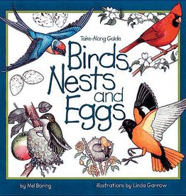 Take Along Guide Birds, Nests and Eggs