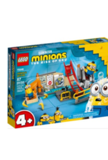 Lego Minions in Grus Lab 75546