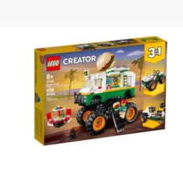 Lego Monster Burger Truck 31104