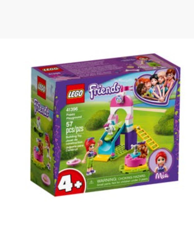 Lego Puppy Playground 41396