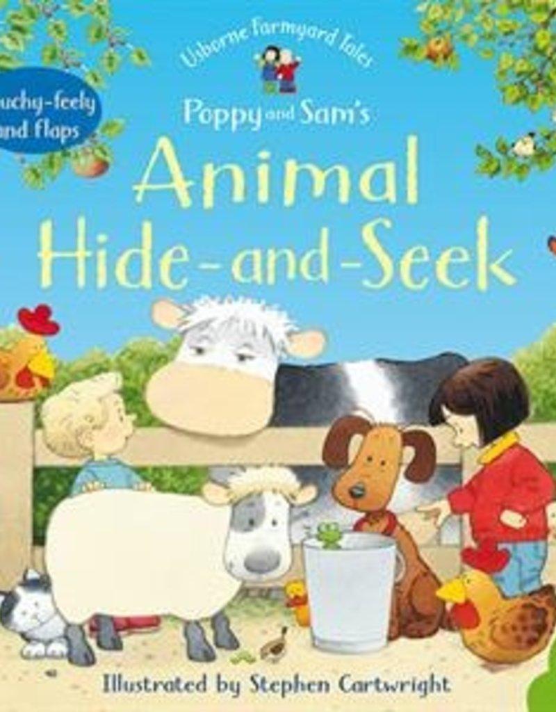 Usborne Poppy and Sam's Animal Hide-and-Seek
