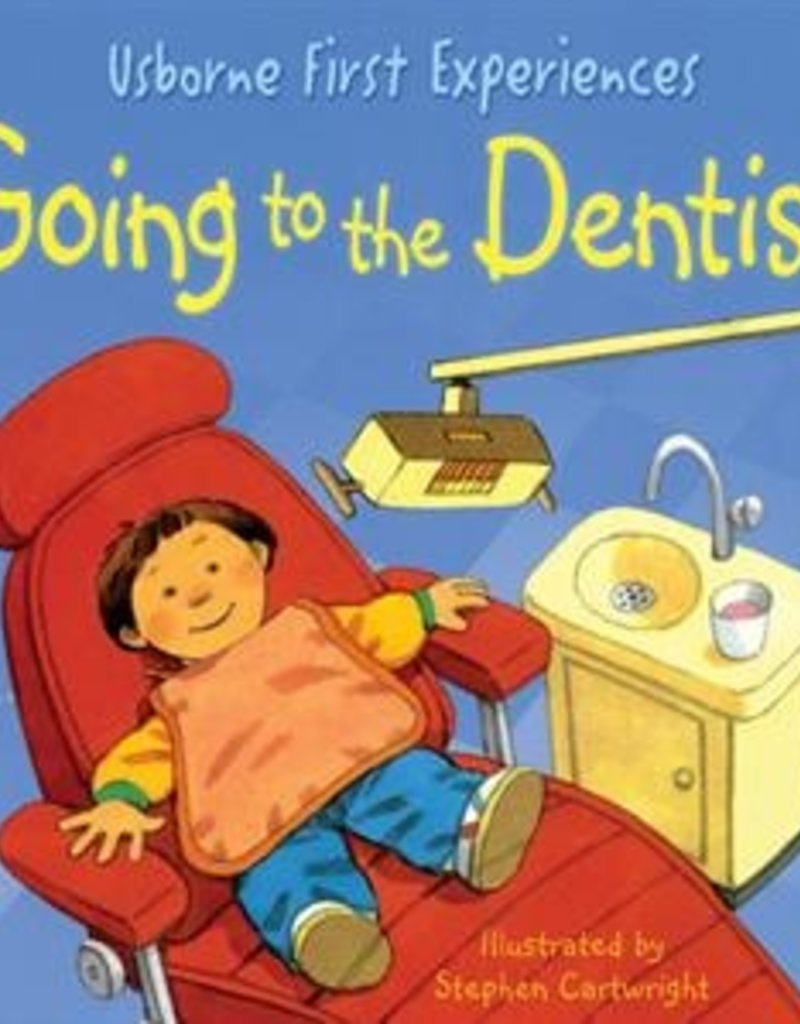 Usborne Going to the Dentist