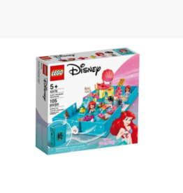 Lego Ariel's Storybook Adventures 43176