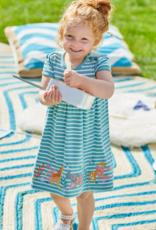 JoJo Maman BeBe Safari Applique Dress