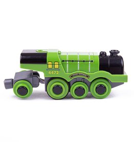 BigJigs Toys Flying Scotsman Battery Operated Engine