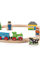 BigJigs Toys My First Train Set