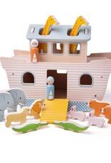 BigJigs Toys Noahs Ark