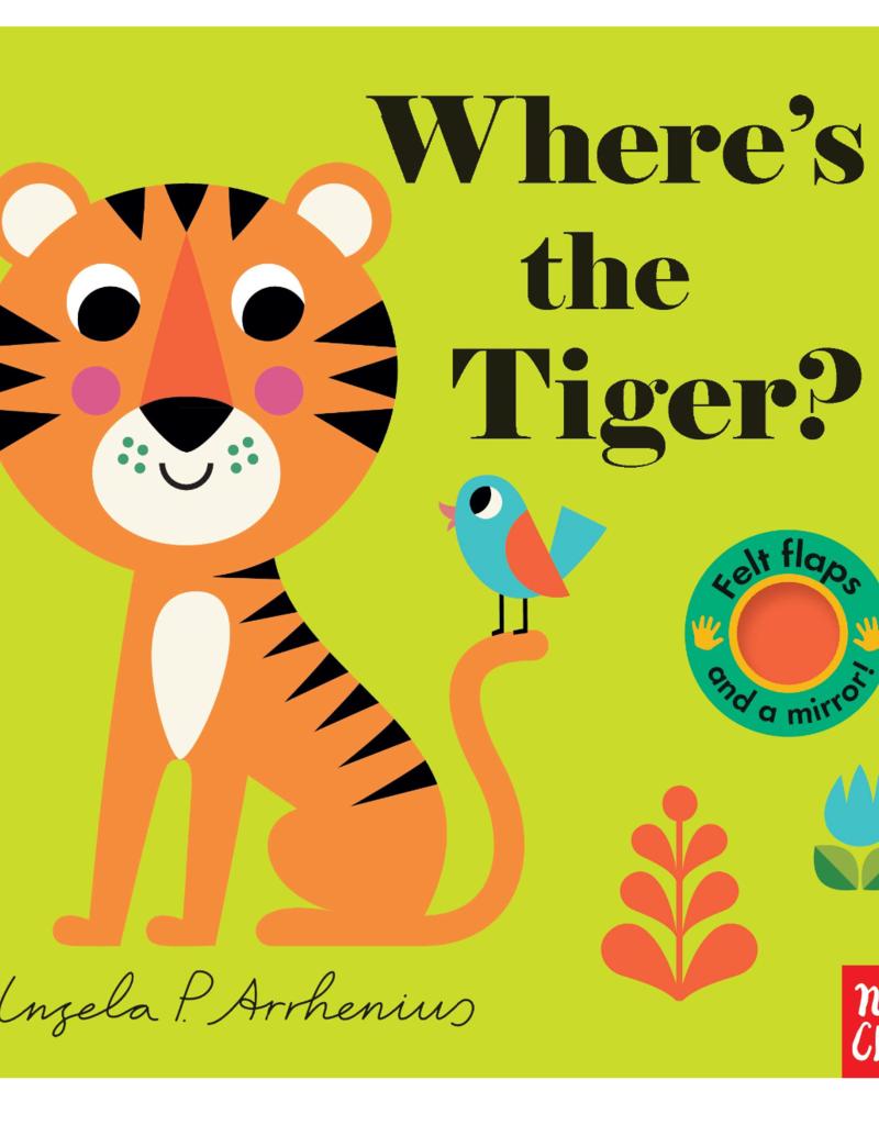 Random House Publishing Where's the Tiger?