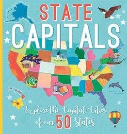 Usborne State Capitals