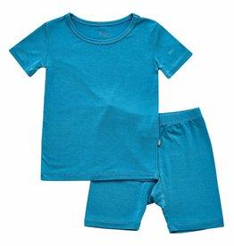 Kyte Baby S/S Pajama Set Lagoon