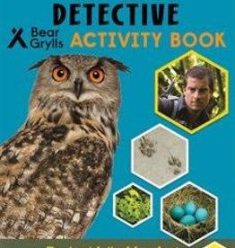 Usborne Bear Grylls, Animal Detective Activity Book