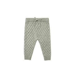 Rylee & Cru Knit Gable Pant Agave