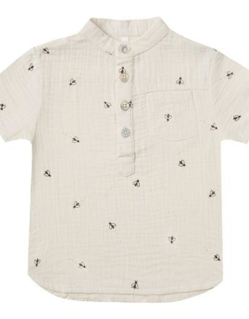 Rylee & Cru Bees S/S Mason Shirt