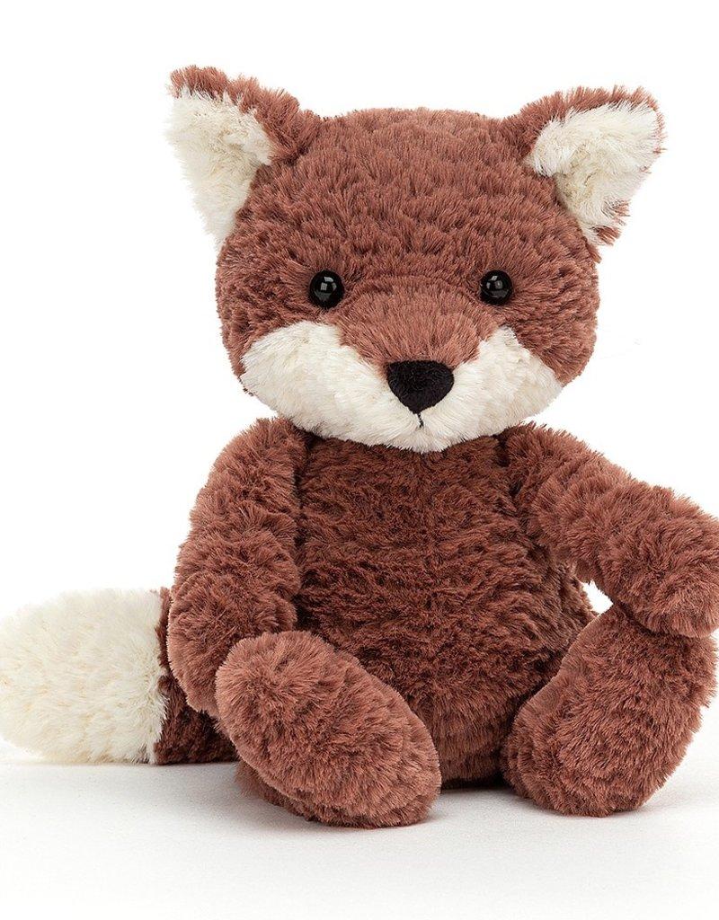 Jellycat Tumbletuft Fox