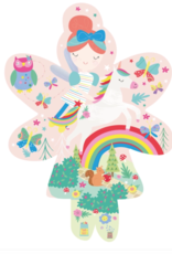 Floss and Rock Rainbow Fairy 20 pc Puzzle