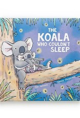 Jellycat The Koala Who Couldn't Sleep