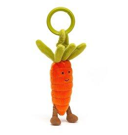 Jellycat Vivacious Vegetable Carrot Jitter