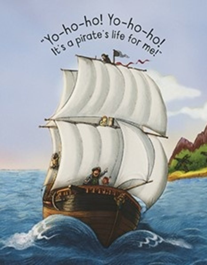 Usborne Little Board Books, On a Pirate Ship