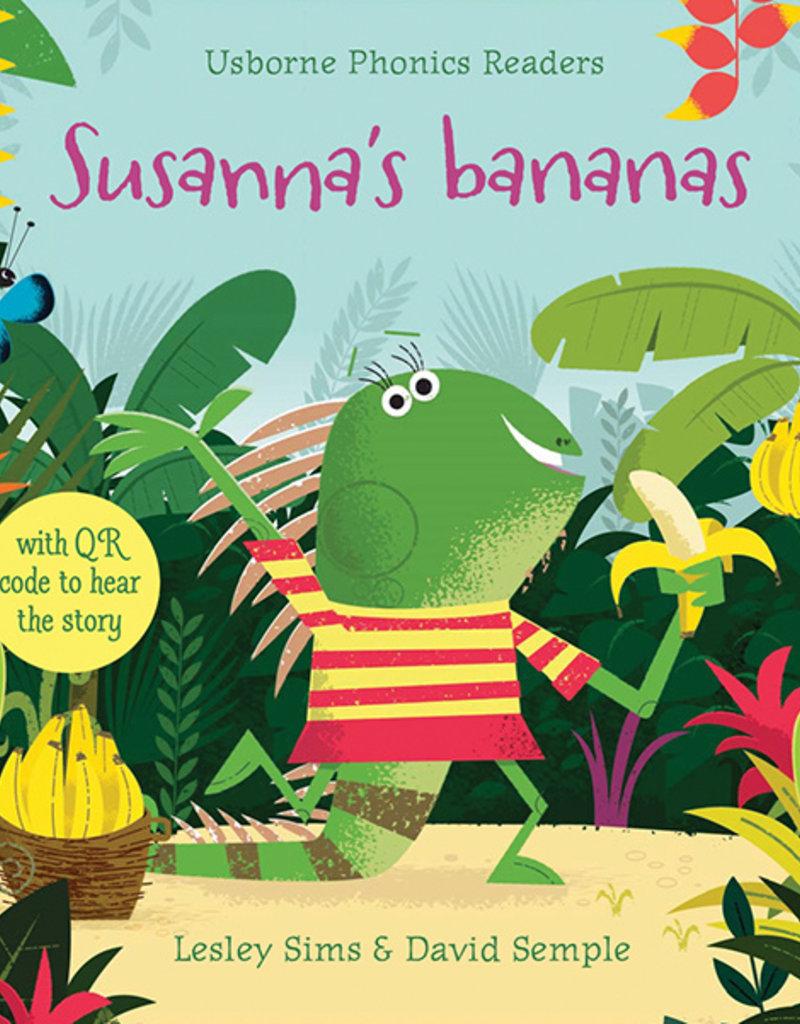 Usborne Susanna's Bananas