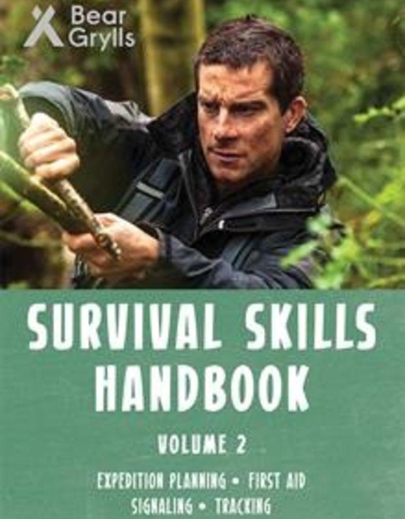 Usborne Bear Grylls, Survival Skills Handbook: Volume 2