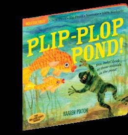 Workman Publishing Indestructibles: Plip Plop Pond