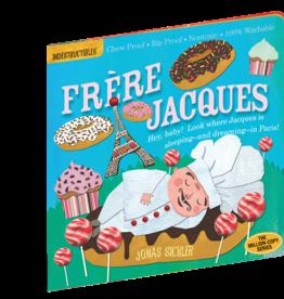 Workman Publishing Indestructibles: Frere Jacques