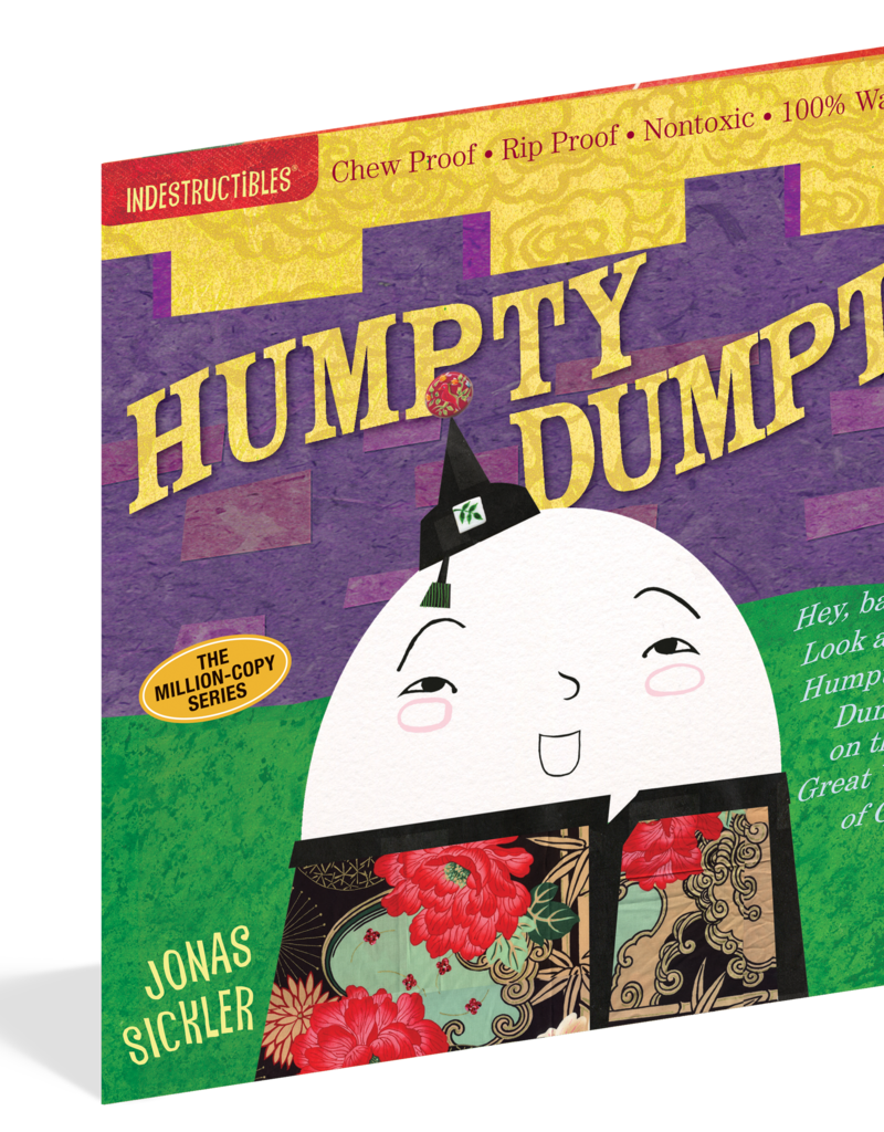 Workman Publishing Indestructibles: Humpty Dumpty