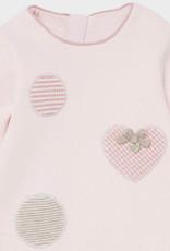 Mayoral Baby Rose Dress w/Headband