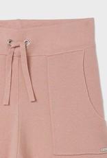 Mayoral Dusty Rose Knit Pants