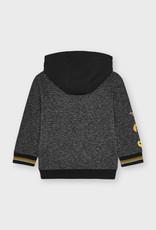 Mayoral Black Knit Pullover