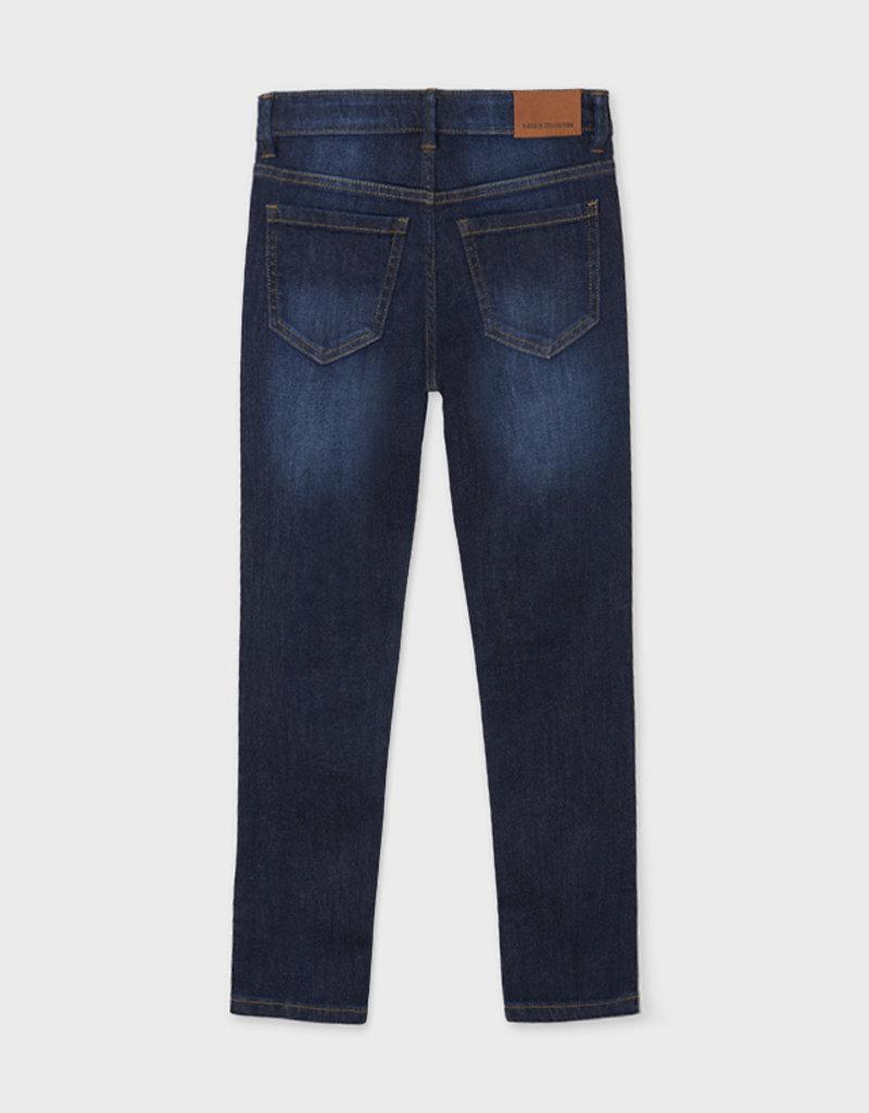 Mayoral Boys Dark Regular Fit Pants