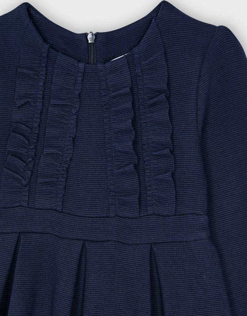 Mayoral Ottoman Knit Dress