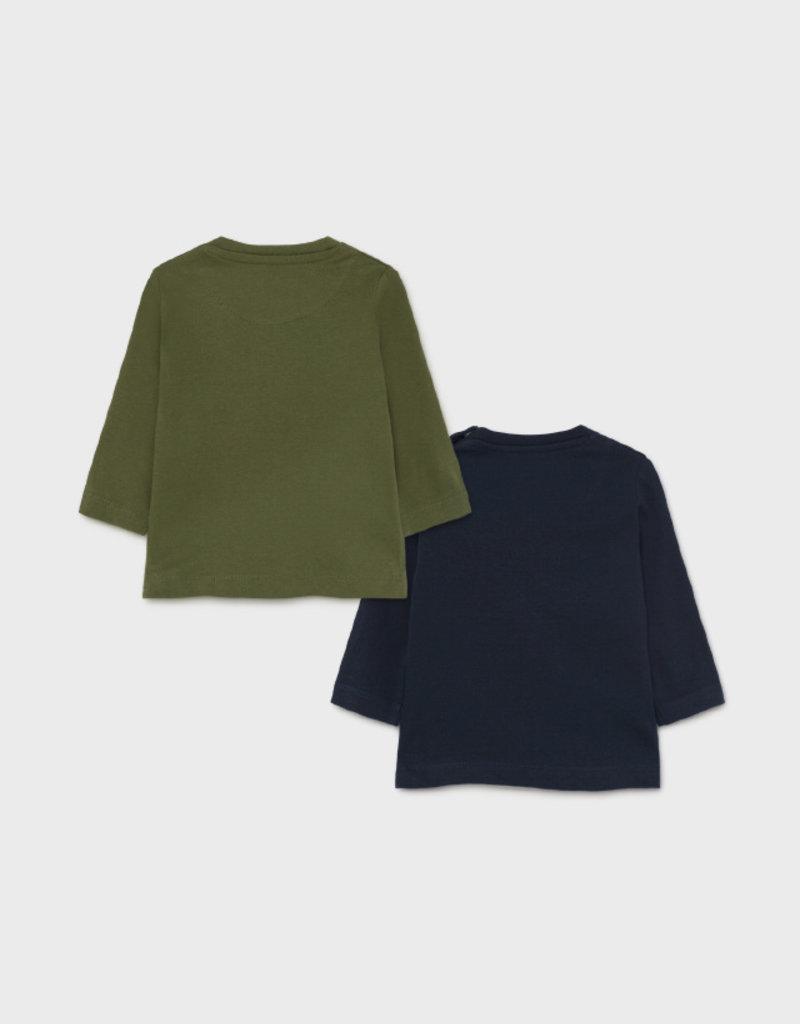 Mayoral L/S Little Spy Shirt Set