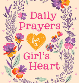 Barbour Publishing Daily Prayers for a Girl's Heart