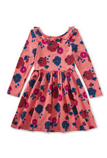 Tea Collection Everyday Hi Lo Midi Dress Little Linnea