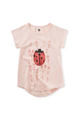 Tea Collection Ladybug Tunic Top