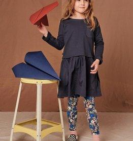 Tea Collection Pocket Play Dress Indigo