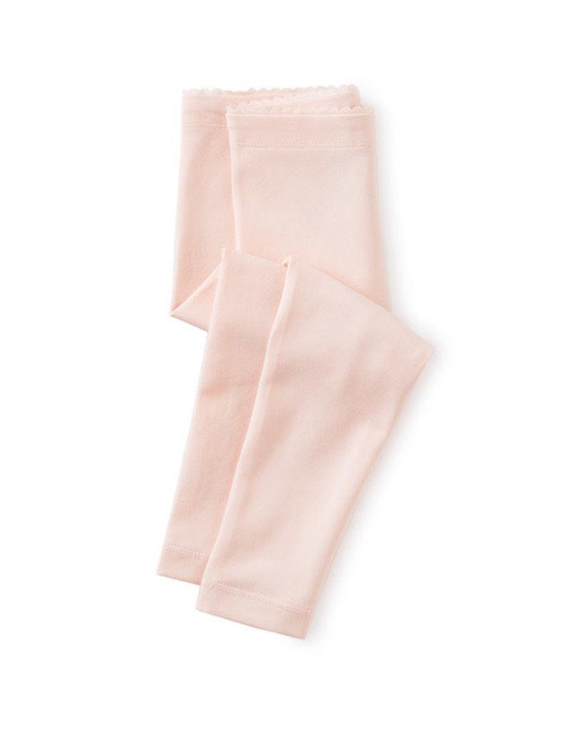 Tea Collection Solid Leggings Pink Salt