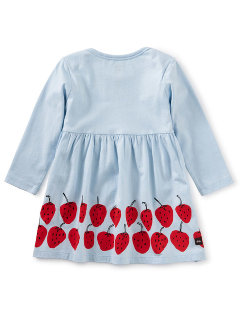 Tea Collection Strawberry Dress Skyride
